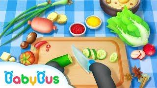 Little Panda Restaurant | Game Preview | Educational Games for kids | BabyBus