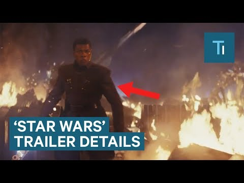 Thumbnail: 10 things you missed in the new 'Star Wars: The Last Jedi' trailer