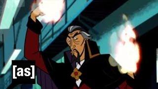 Supercut: Every Dr. Orpheus Magic Spell | The Venture Bros. | Adult Swim