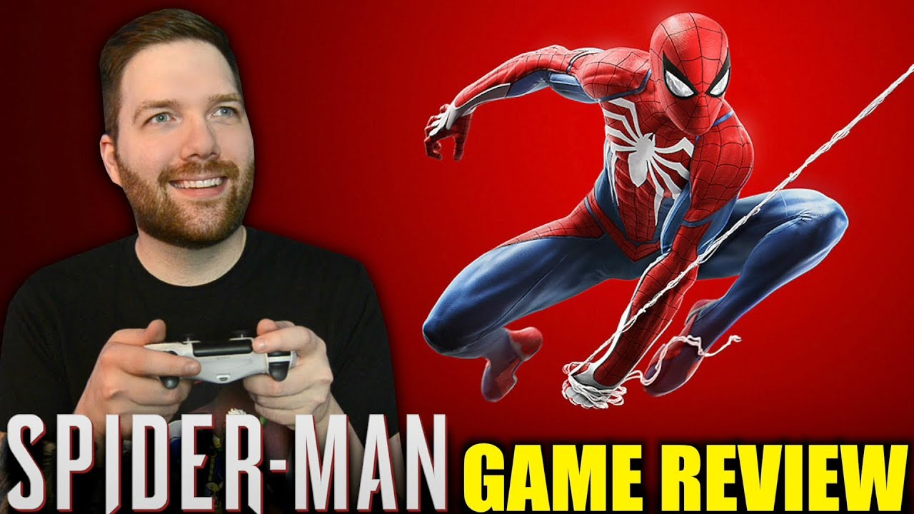spider-man-game-review