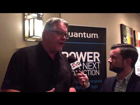 Quantum's Dave Frederick Discusses How AI Can Be the Solution to Managing Storage Libraries