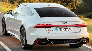 2020 Audi RS 7 - High Performance Sportback