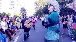Ondel ondel Lucu || Badut Mampang Lincah