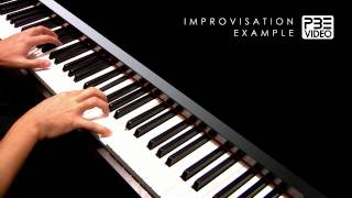 George Benson - Nothing's gonna change my love for you   Piano Improvisation Example / Cover