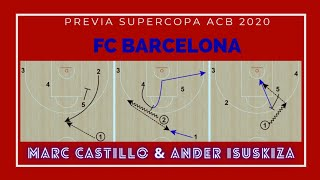 BARCELONA - Previa Supercopa ACB 2020 (con Ander Isuskiza) - Detalles de pretemporada.