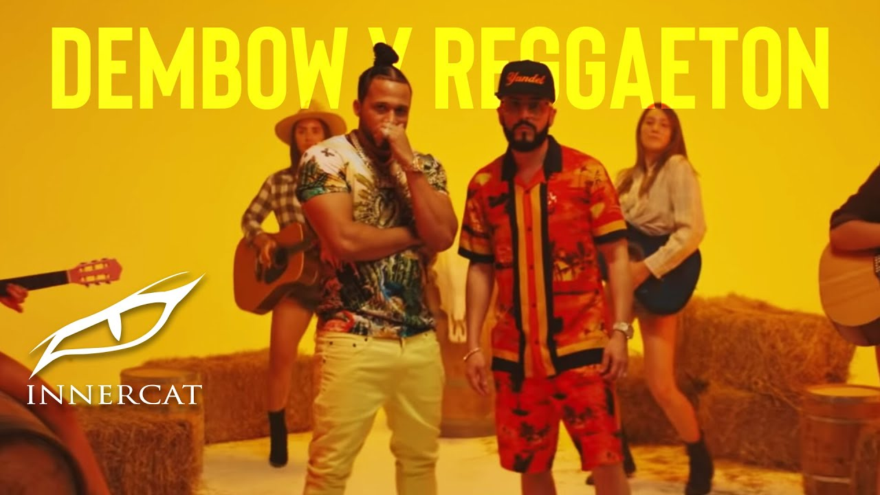 El Alfa, Yandel, Myke Towers - Dembow y Reggaeton (Video Oficial)