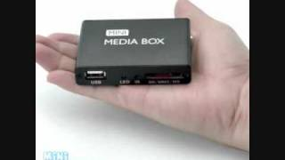 lettore usb sd box multimediale tv hd hdmi dvd divx mp3 su h24shopping com