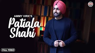 Ammy Virk | Patiala Shahi | PTC Star Night 2014 | Full Official Music Video