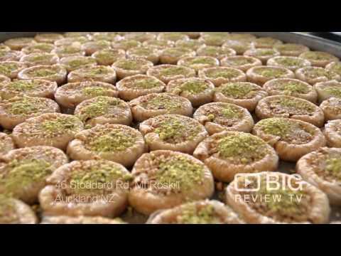 Shefco Cedar Bakery, a Cafe in Auckland serving Lebanese Food and Baklava