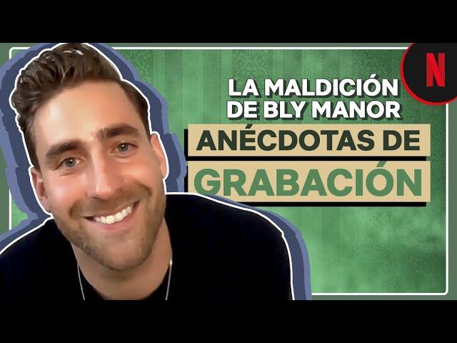 La Maldición de Bly Manor | Oliver Jackson nos cuenta su mejor recuerdo de la grabación