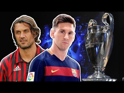 Top 10 Champions League Winners