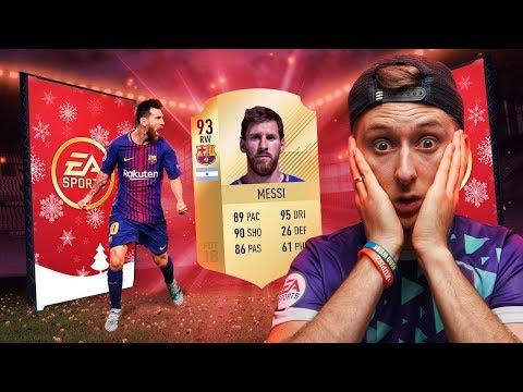 TRAFIŁEM MESSIEGO! - FIFA 18