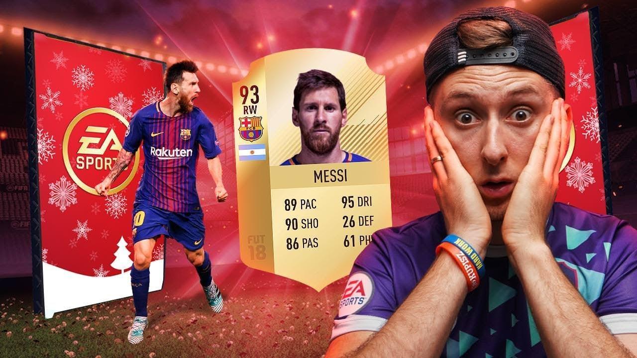 TRAFIŁEM MESSIEGO! – FIFA 18