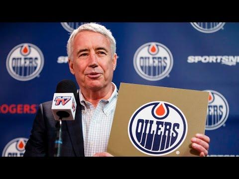 Oilers Blog - Year 1 of the Rebuild