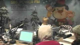 [radio] 101213 Kim Heechul's Youngstreet Radio - Dalmatian (jisu + Drama) [2/5]