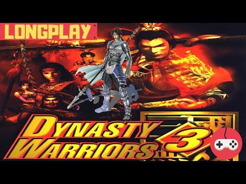 Dynasty Warriors 3 (Ps2) Zhao Yun Longplay