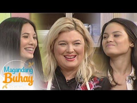 Magandang Buhay: Sarah and Leila describe their mom Michelle