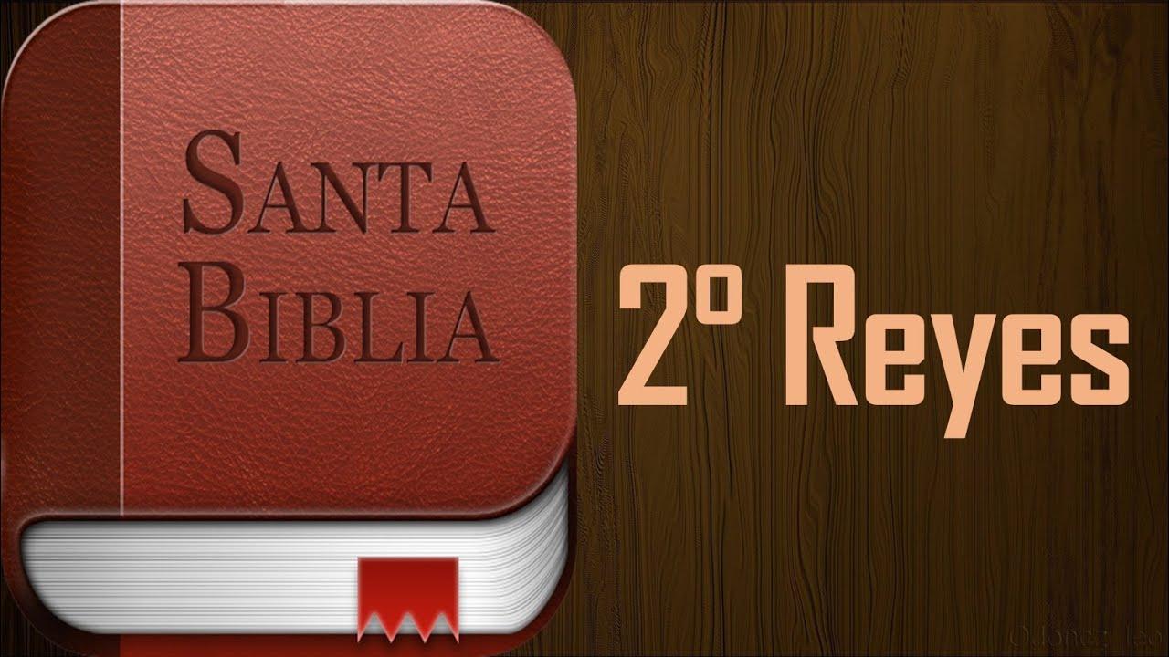 Libro sgundo de Reyes - Biblia hablada (audio latino