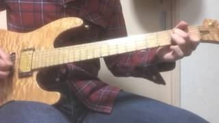 kis My Ft2 /strawberry dance   guitar cover