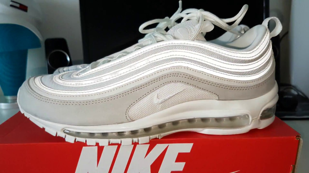 ▫Nike Air Max 97 Premium▫light bone|summit white
