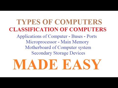classification of computers according to generation