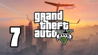 Прохождение Grand Theft Auto v (GTA5) Часть 7- Стретч на свободе.60FPS PC(Прохождение Grand Theft Auto v (GTA5) Часть 7- Стретч на свободе.60FPS PC. Лос-Сантос – город солнца, старлеток и вышедших..., 2015-04-24T20:32:51.000Z)