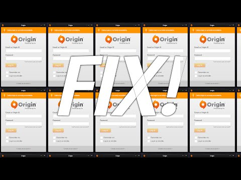 How To Fix Origin Online Login Is Currently Unavailable - YouTube