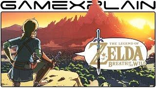 Zelda: BotW Update 3 - NES Tribute, Horse Outpost, & Beedle's Return?! - Discussion 1.6.17)