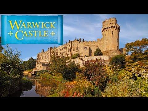 Warwick Castle Vlog September 2017