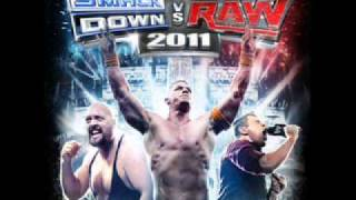 WWE Smackdown vs Raw 2011 Soundtrack - Smoking Mirrors