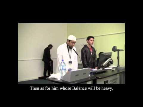Surah Al-Qari