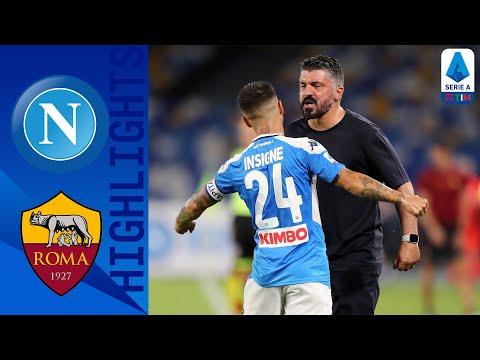 Napoli 2-1 Roma | Insigne Hits Brilliant Winner To Down Roma | Serie A TIM