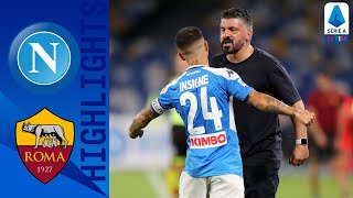 Napoli 2-1 Roma | Insigne Hits Brilliant Winner to Down Roma | Serie A TIM