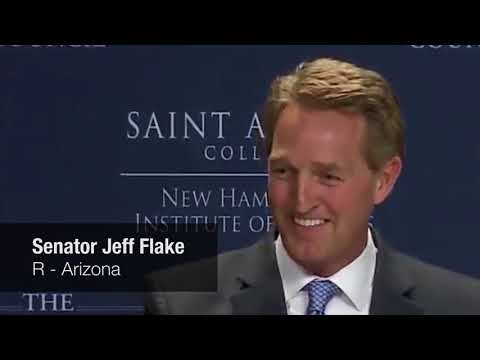 Jeff Flake on Solar Energy, Nuclear Energy, and Climate