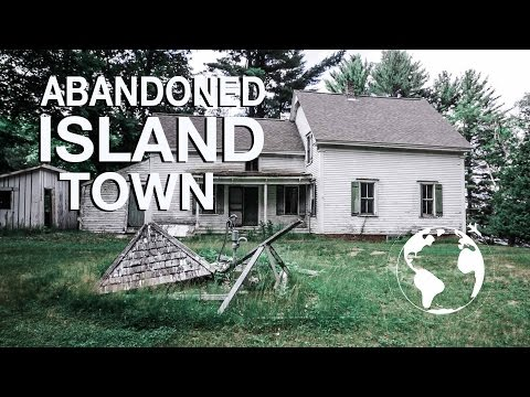 Thumbnail: Abandoned Town on a Island