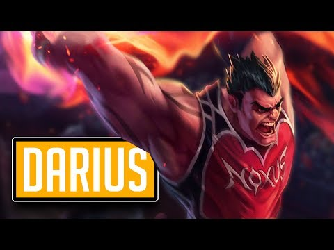 League of Legends #610: Darius Top (CZ) thumbnail