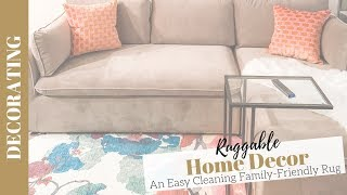 Home Decor Tip: Ruggable Your Rug Solution