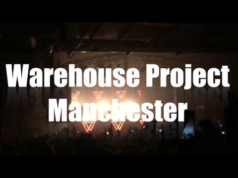 The Warehouse Project 2016 - What Hannah Wants