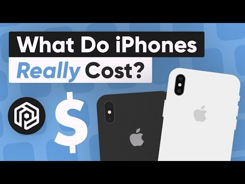 The True Cost of the iPhone