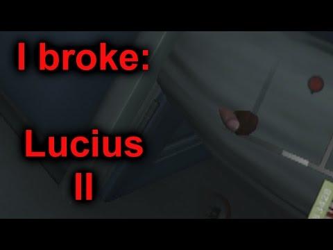 I broke: Lucius II |