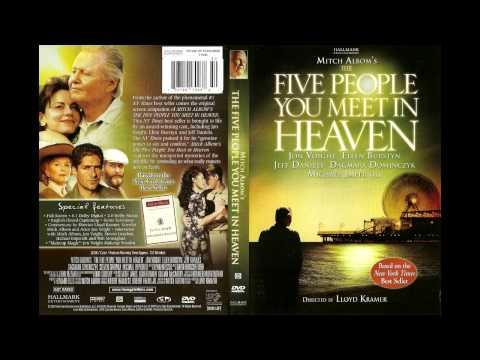 five people you meet in heaven music