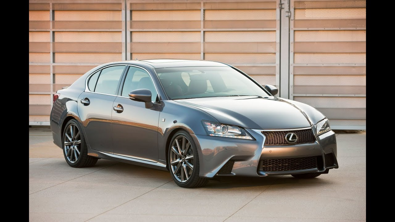 2015 lexus gs350 awd f sport real world test drive youtube. Black Bedroom Furniture Sets. Home Design Ideas