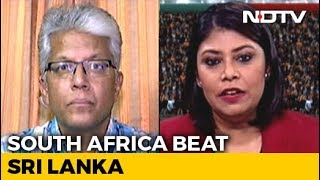Sri Lanka Virtually Knocked Out, Yet Hopes To Stay Alive In The World Cup 2019