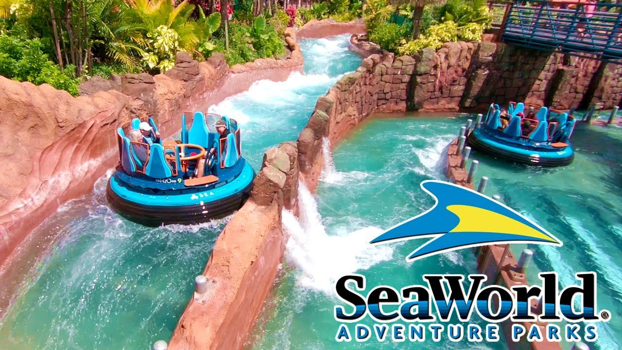 what to do in seaworld orlando