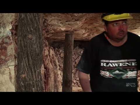 Australian Opal Mining 2017 Laith Chaz