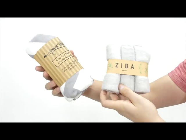 Product Video - Ziba Beauty Care - Baby Diaper Caddy Organizer⠀
