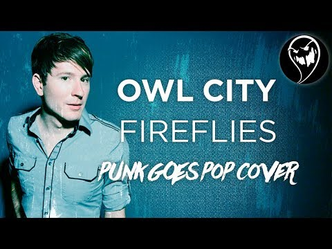 Owl City - Fireflies [Band: Bilmuri] (Punk Goes Pop Style Cover)