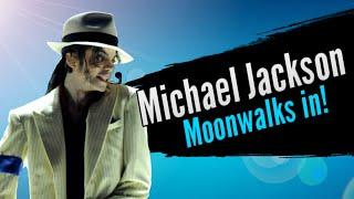 Michael Jackson Super Smash Bros. Wii U/3Ds Character Moveset (April Fools)