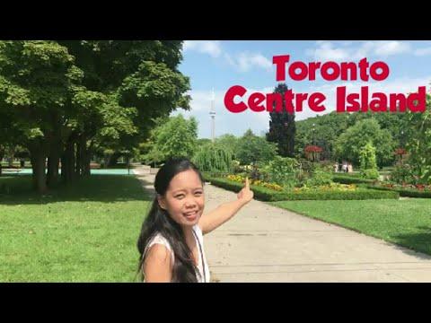 A day in Toronto Centre Island