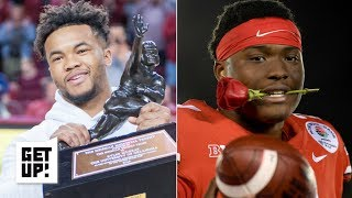 Who is the better player: Kyler Murray or Dwayne Haskins? | Get Up!